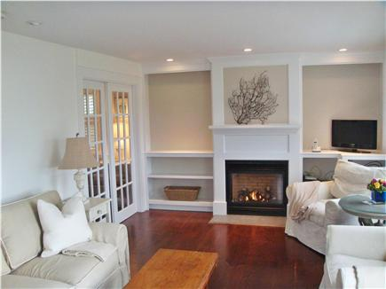 Siasconset Nantucket vacation rental - Living Room with ocean view