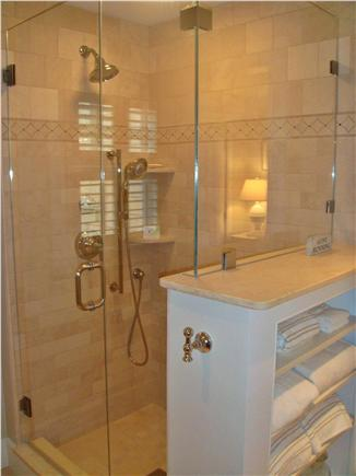 Siasconset Nantucket vacation rental - Ground floor bathroom