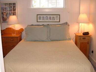 Nantucket town, Nantucket Nantucket vacation rental - Queen Bedroom
