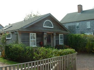 Nantucket town, Nantucket Nantucket vacation rental - Exterior view