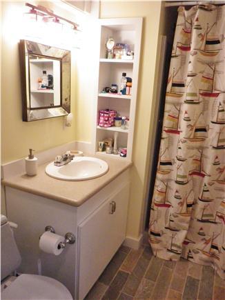 Nantucket town Nantucket vacation rental - Bathroom with shower