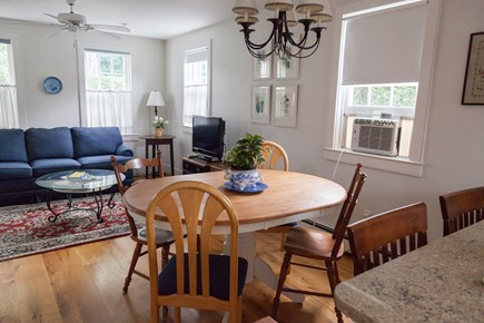 Nantucket town Nantucket vacation rental - Living / Dining area