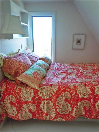 Madaket Nantucket vacation rental - Cozy second floor BR with own TV