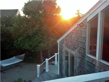 Madaket Nantucket vacation rental - Madaket sunset