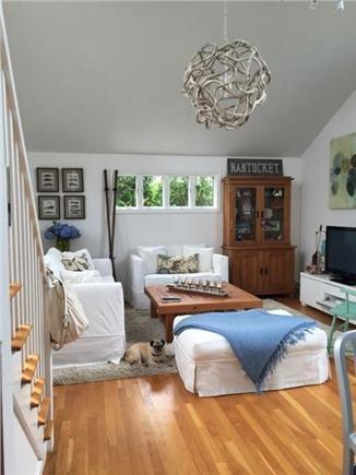 Madaket Nantucket vacation rental - Family Room