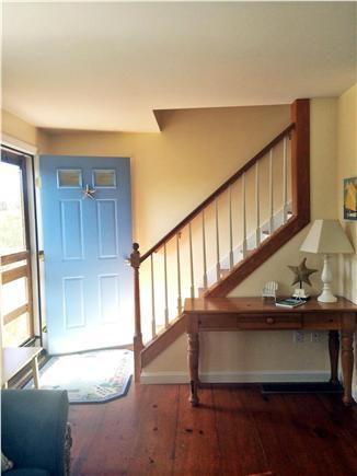 Siasconset, Nantucket Nantucket vacation rental - Front entrance