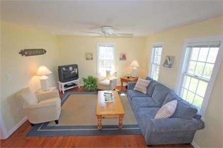 Siasconset, Nantucket Nantucket vacation rental - Living room