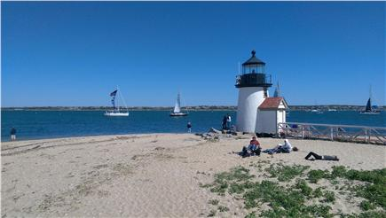 SURFSIDE Nantucket vacation rental - Remember to toss a penny in at Brant Point ensuring your return