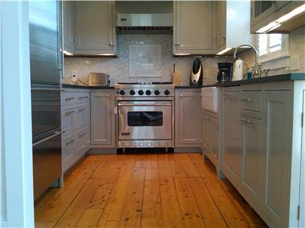SURFSIDE Nantucket vacation rental - Viking range, Subzero frig & custom cabinetry for gourmet cooking