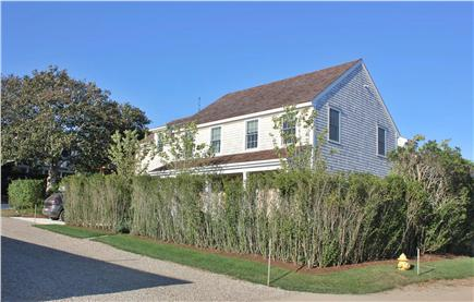 Nantucket town, Cliff Road Nantucket vacation rental - Beautiful 5 bedroom/5 1/2 bath home w/Central AC