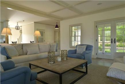 Nantucket town, Cliff Road Nantucket vacation rental - Family room