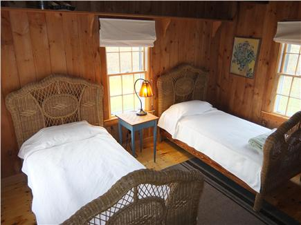 Tom Nevers Nantucket vacation rental - Downstairs bedrooms include twin beds