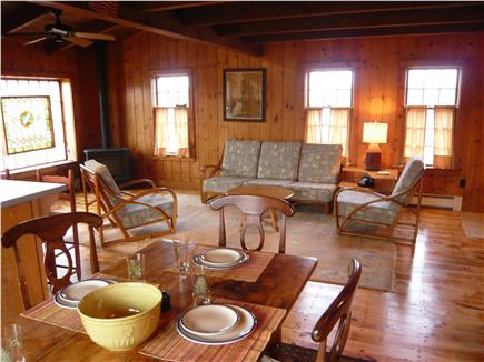 Tom Nevers Nantucket vacation rental - The house is finished for casual entertaining.