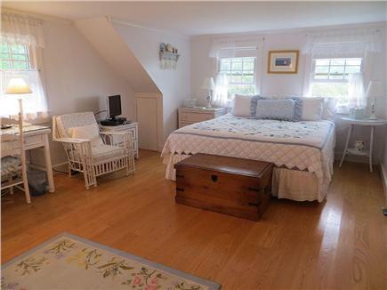 Nantucket town Nantucket vacation rental - 2nd Floor / Master Bedroom, California king bed.