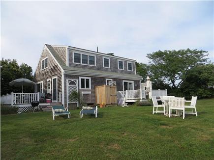 Nantucket town Nantucket vacation rental - Totally private back yard