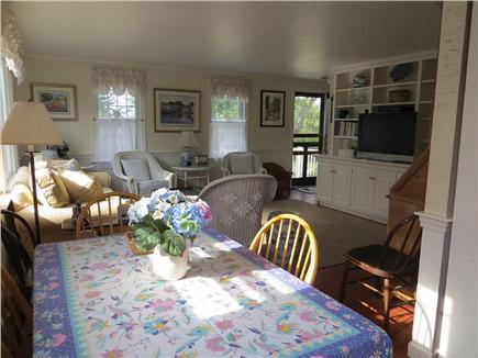 Nantucket town Nantucket vacation rental - Dining table / Living Room