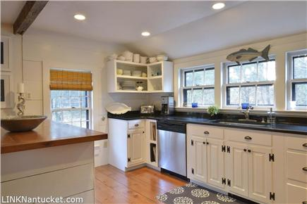 Cisco - Miacomet, Nantucket Nantucket vacation rental - Large kitchen for the gourmet cook