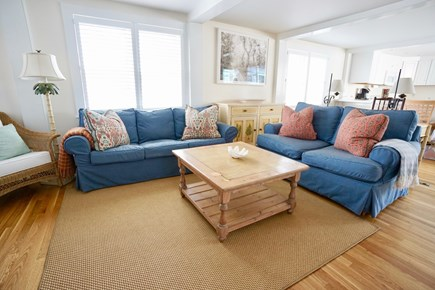 Nantucket Town Nantucket vacation rental - Living Room has lots of natural light.