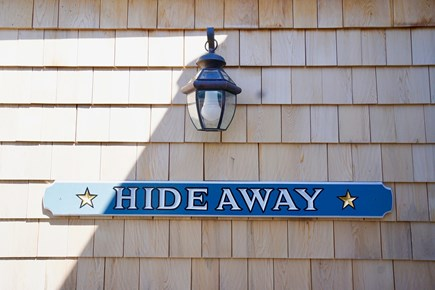 Nantucket Town Nantucket vacation rental - Welcome to Hideaway!