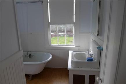 Nantucket Town Nantucket vacation rental - Bathroom attached to bedroom (1st floor)