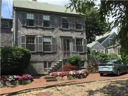 Nantucket Town Nantucket vacation rental - 4 Academy lane with parking space for one car