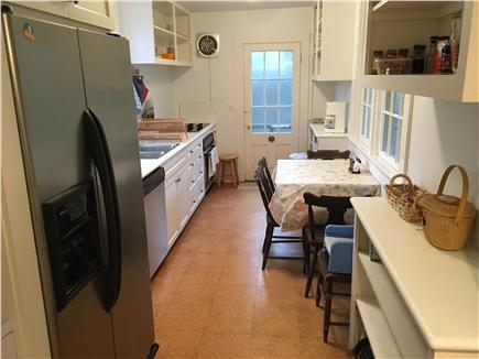 Nantucket Town Nantucket vacation rental - Full Kitchen (with full washer & dryer)