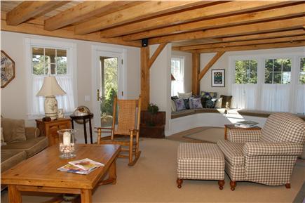 Cisco - Miacomet, Nantucket Nantucket vacation rental - Another View of Living Area