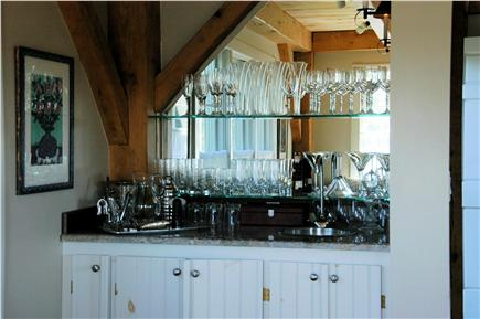 Cisco - Miacomet, Nantucket Nantucket vacation rental - Bar Area Off Living Area