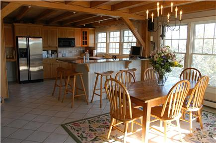 Cisco - Miacomet, Nantucket Nantucket vacation rental - Open Plan Kitchen and Dining