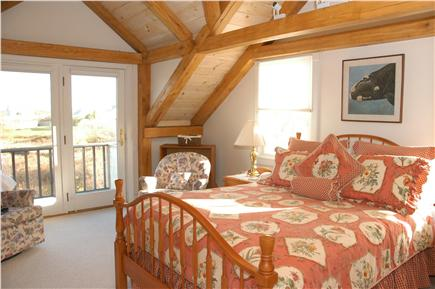 Cisco - Miacomet, Nantucket Nantucket vacation rental - Master Bedroom with Pond View