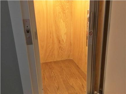 Nantucket town, Town Nantucket vacation rental - Elevator serves three floors