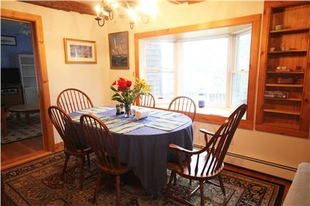Tom Nevers, Nantucket Nantucket vacation rental - Dining area