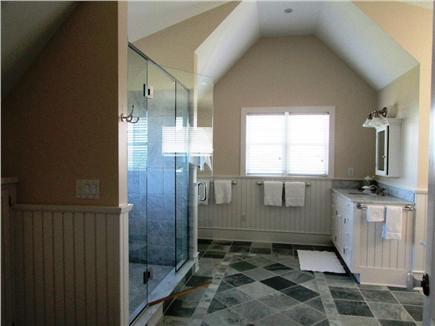 Dionis Nantucket vacation rental - Master Bath