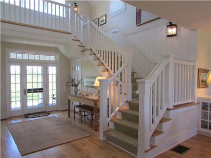 Dionis Nantucket vacation rental - Entryway