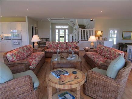 Dionis Nantucket vacation rental - Sitting Room