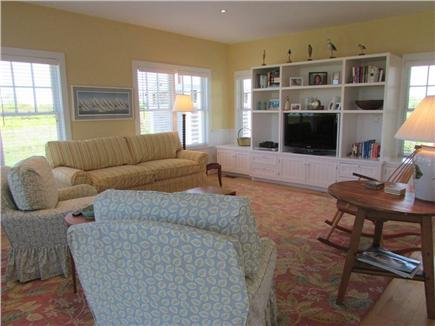 Dionis Nantucket vacation rental - TV Room