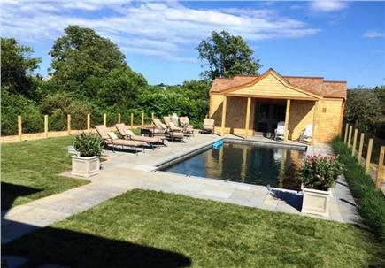 Nantucket town, Nantucket - Edge of Town Nantucket vacation rental - Pool & Pool House