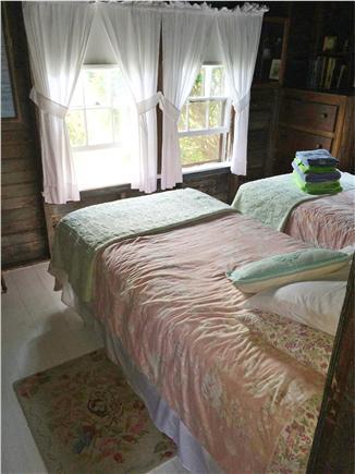 Siasconset, Nantucket Nantucket vacation rental - Twin bedroom with views on the garden