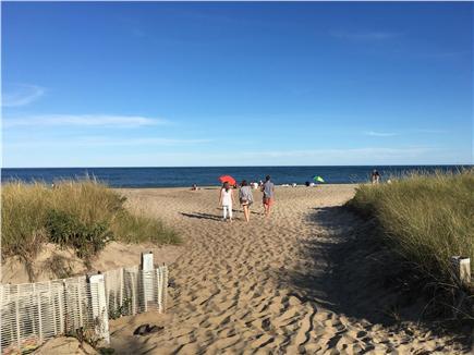 Siasconset, Nantucket Nantucket vacation rental - Sconset Beach, 4 blocks away, an 8-10 minute stroll