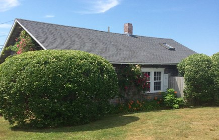Siasconset, Nantucket Nantucket vacation rental - Charming 1920s vintage cottage