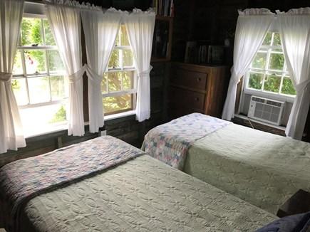 Siasconset, Nantucket Nantucket vacation rental - Twin bedroom with garden views