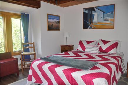 Surfside Nantucket vacation rental - Master bedroom with queen bed