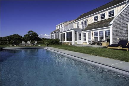 Quidnet, Nantucket Nantucket vacation rental - Heated, saltwater pool