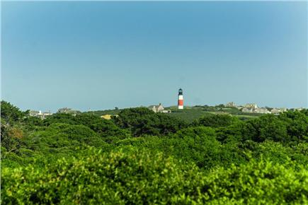 Quidnet, Nantucket Nantucket vacation rental - View of Sankaty Light