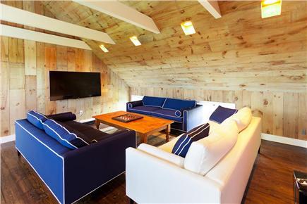 Quidnet, Nantucket Nantucket vacation rental - Living area
