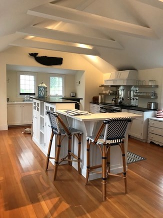 Nantucket town Nantucket vacation rental - Spacious fully stocked gourmet kitchen