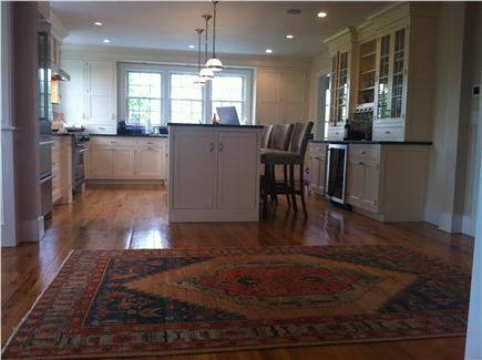 Pocomo Nantucket vacation rental - Love cooking or just enjoying some coffee in this airy kitchen.