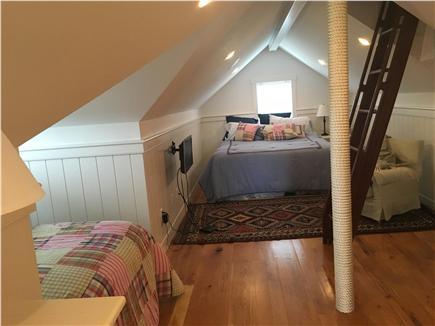 Pocomo Nantucket vacation rental - 3d floor is perfect for slumber parties, teens or extra guests.