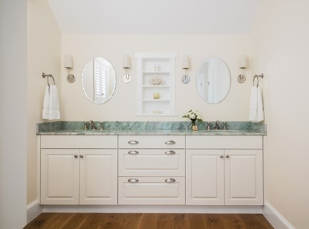 Brant Point, Nantucket Nantucket vacation rental - Spacious Master Bath with double sinks