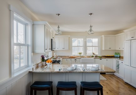 Brant Point, Nantucket Nantucket vacation rental - Kitchen with counter seating for 3
